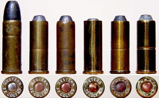 .38 Colt New Police разных производителей и снаряжения