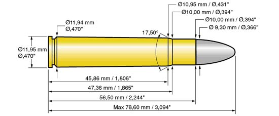 9.3x57 Mauser