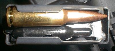 6.5x38 Grendel снаряжаемый в магазин самозарядной винтовки