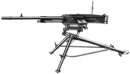 станковый пулемет Breda M1937