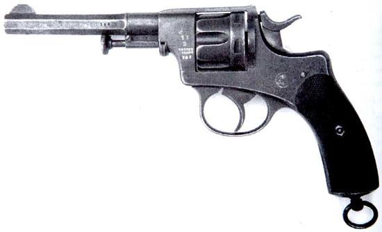 револьвер Nagant M 1878