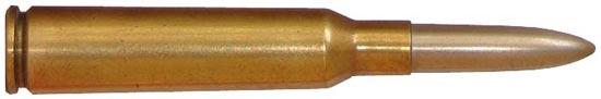 6,5x55 с остроконечной пулей