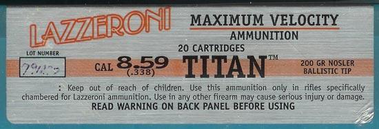 8,59 (.338) Titan