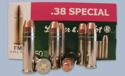 Патрон 9x29 R / .38 Special