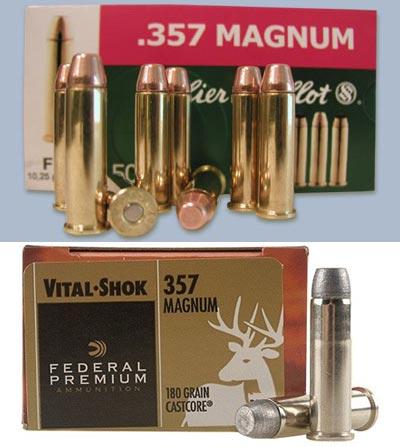 Патрон .357 Magnum / 9x32 R