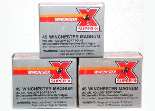 .45 Winchester Magnum