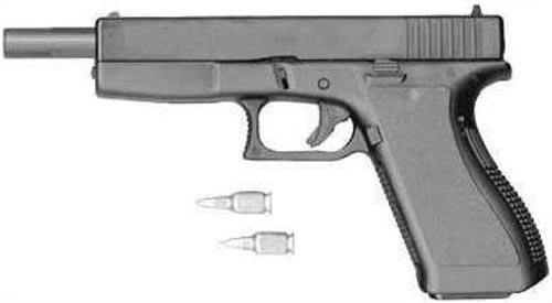 Glock 20 под патрон .224 BOZ