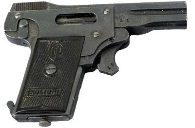 пистолет Kolibri