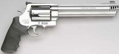 револьвер S&W 460 XVR