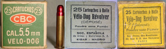5.5 Velo-Dog