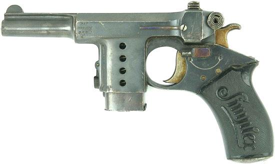 пистолет Bergmann Simplex