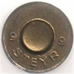 9 mm Steyr (9x23 Steyr)
