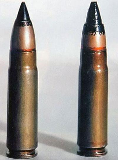 СП-6 (слева) и ПАБ-9 (справа)
