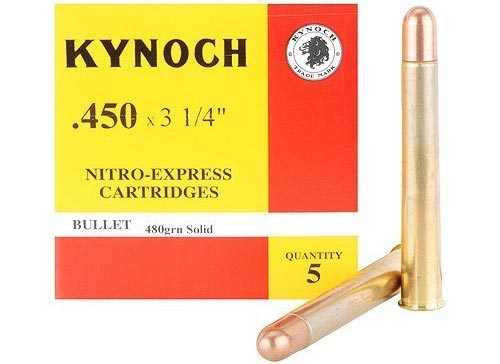.450 Nitro Express 3 1/4