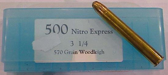 .500 Nitro Express 3 1/4