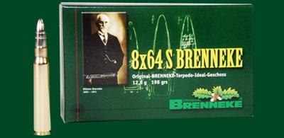 8x64 S Brenneke