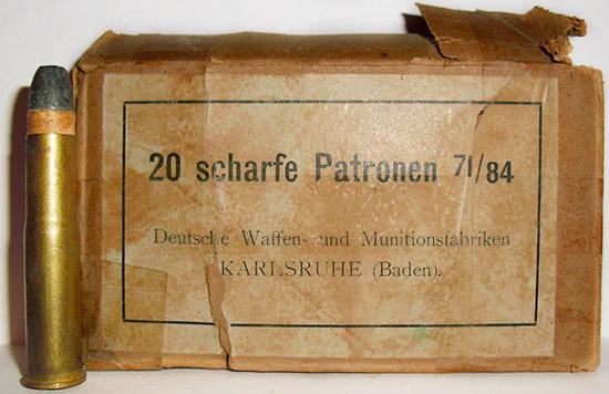 11.15x60 R Mauser