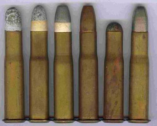 11x59 R Gras различных годов выпуска и с различными видами пуль