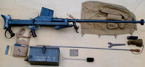 противотанковое ружье Boys Anti-Tank rifle Mark I