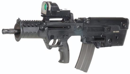 Tavor MTAR 21 калибра 5.56x45 мм