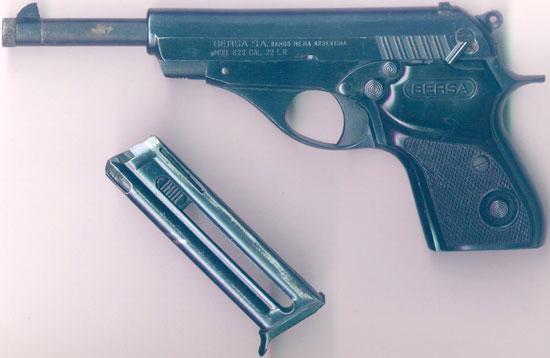 Bersa Mod 622 LC
