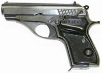 Пистолет Bersa M 644 / 622 / 622 LC