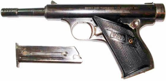ZONDA с длиной ствола 175 мм