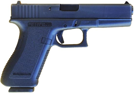 Glock 17 (P80) раннего выпуска