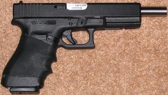 Glock 20 «Hunter» охотничий вариант с длиной ствола 152 мм