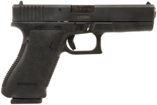Glock 21 раннего выпуска