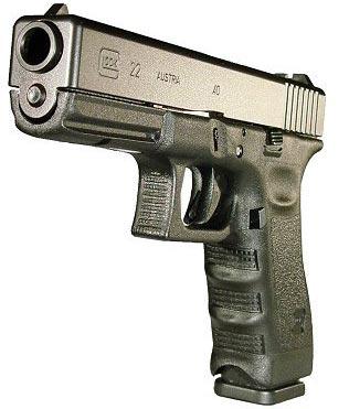 Glock 22 третьего поколения