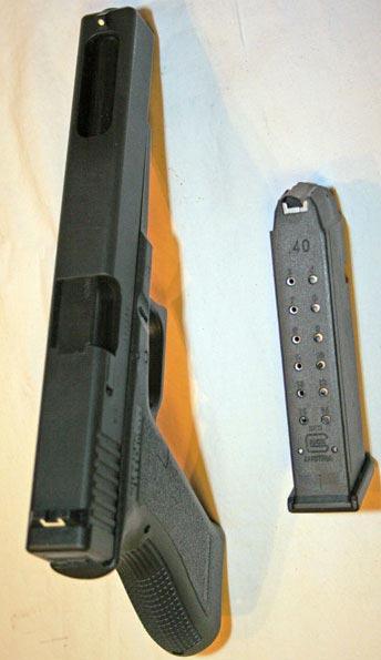 Glock 24 второго поколения
