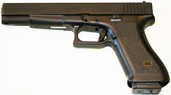 Glock 24 второго поколения (раннего выпуска)