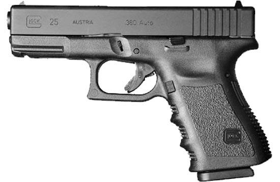 Glock 25 третьего поколения