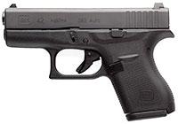 Пистолет Glock 42