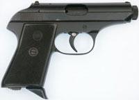 Пистолет Steyr SP