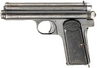 Пистолет Frommer «Stop» / M12 / M19 / M39