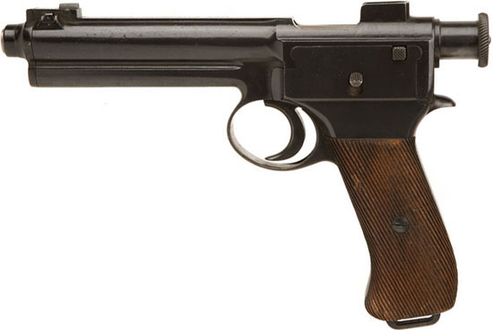 Repetierpistole M7 (Roth-Steyr M1907)