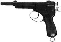 Пистолет Krnka M1895 / M1899 / M1904