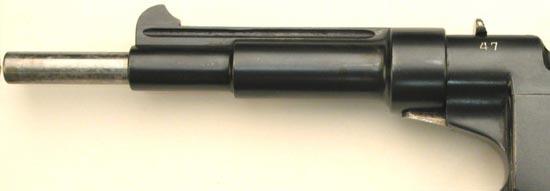 Mannlicher M1894 (ствол находится в крайнем переднем положении после выстрела)