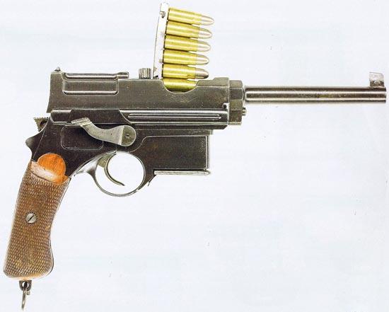 Mannlicher M1903 Selbstladepistole