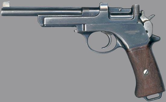 Mannlicher M1901