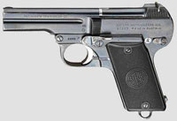 Пистолет Steyr-Pieper M1908