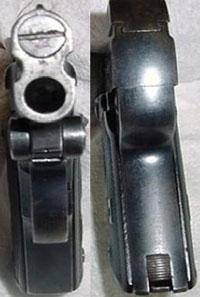 Steyr-Pieper M1909 вид спереди и сзади