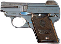 Пистолет Steyr-Pieper M1909