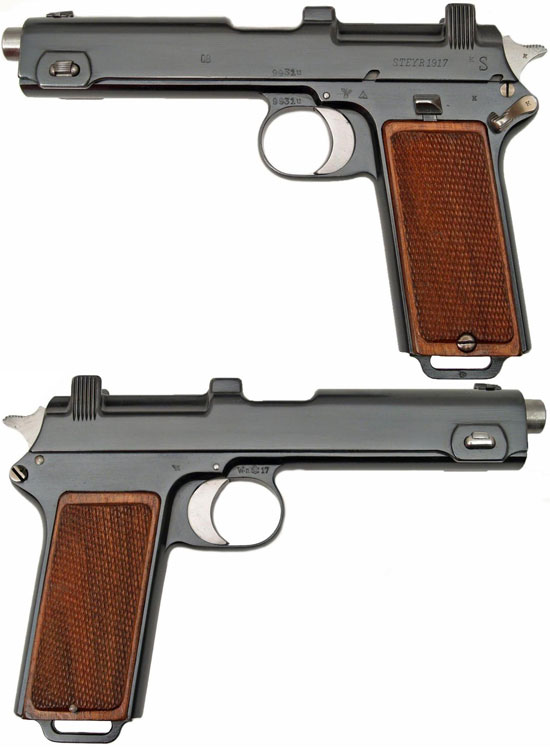 Pistole 12(Ö) P12
