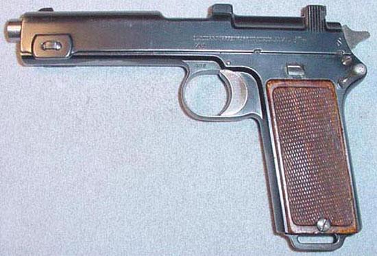 Steyr M1911 коммерческая модель