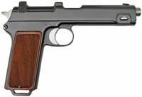 Пистолет Steyr M1911 / Steyr M1912 / Repetierpistole M12