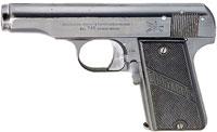 Пистолет Bayard 1923