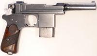 Пистолет Bergmann Bayard / M 1908 / M 1910